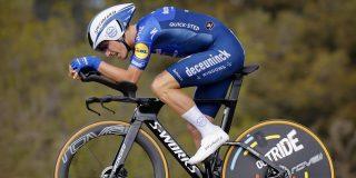 Almeida nieuwe leider na tijdrit Ronde van Luxemburg, ploegmaat Cattaneo pakt dagzege