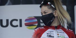 Lotto Soudal Ladies trekt Mieke Docx, Kylie Waterreus en Eefje Brandt aan