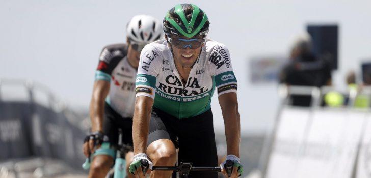 Vuelta 2021: Jonathan Lastra en Diego Rubio geven op