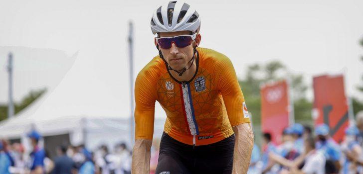 Bauke Mollema stelt zich beschikbaar om het WK in Leuven rijden