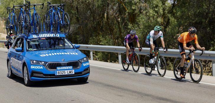 Vuelta 2021: Oier Lazkano skipt laatste weekend vanwege fysiek ongemak