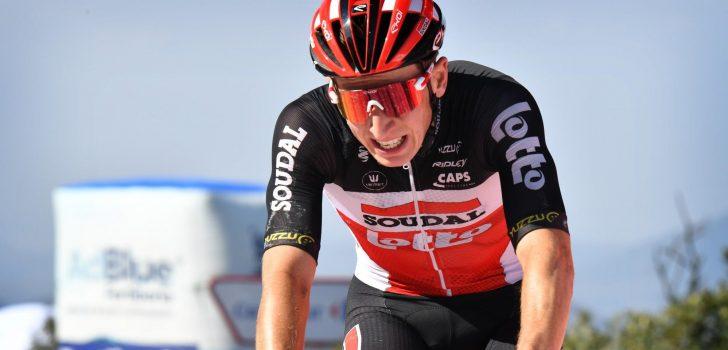 Vuelta 2021: Matthew Holmes haalt de tijdslimiet niet