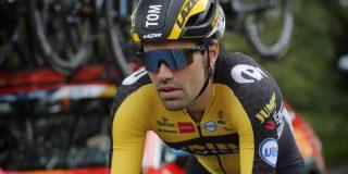 Management Tom Dumoulin noemt interesse BikeExchange onzin, Jumbo-Visma weet van niets