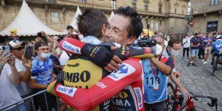 Vuelta 2021: Primoz Roglic zet eindzege in de verf met tijdritzege in Santiago de Compostella