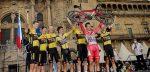 Jumbo-Visma passeert UAE Emirates weer op UCI Team Ranking