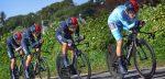 INEOS Grenadiers wint ploegentijdrit Tour of Britain, Ethan Hayter aan de leiding