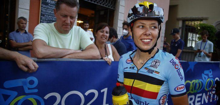 Shari Bossuyt zet met transfer naar Canyon-SRAM de stap naar de WorldTour