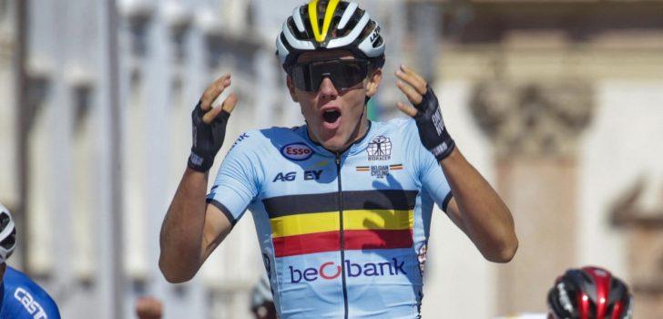 """Sven Nys: """"Thibau zal ook volgend wegseizoen voor Baloise-Trek rijden"""""""
