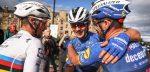 "Yves Lampaert: ""Mede dankzij Davide Ballerini kon ik deze etappe winnen"""