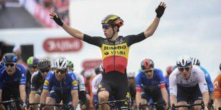 Wout van Aert imponeert: vierde ritzege en eindoverwinning in Tour of Britain