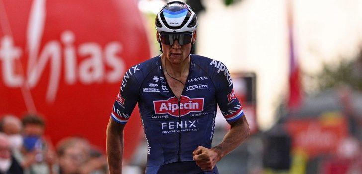 """Mathieu van der Poel: """"Ik hoop nog zo veel mogelijk koersen te kunnen rijden"""""""