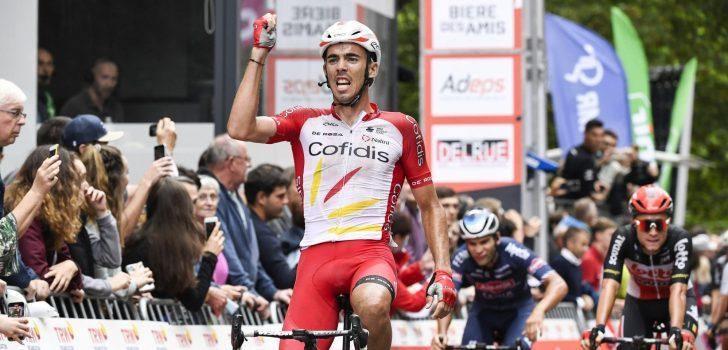 Christophe Laporte slaat toe in Grand Prix de Wallonie