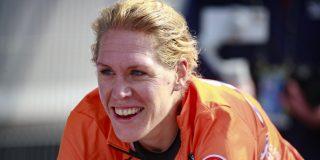 """Emotionele Ellen van Dijk na tweede wereldtitel tijdrijden: """"Een droom die uitkomt!"""""""