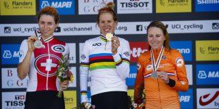 WK wielrennen 2021 in Vlaanderen: Programma en uitslagen
