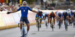 WK 2021: Filippo Baroncini pakt de wereldtitel bij de beloften, brons voor Kooij