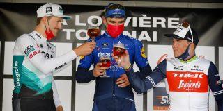Fabio Jakobsen zegeviert na enerverende Eurométropole Tour