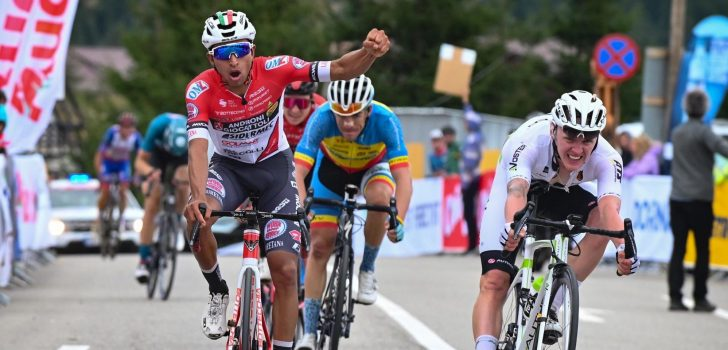 Daniel Muñoz legt beslag op koninginnenrit in Ronde van Roemenië