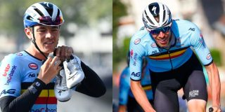"Yves Lampaert en Tim Declercq over hun WK in dienst van Van Aert: ""Patrick toont begrip"""