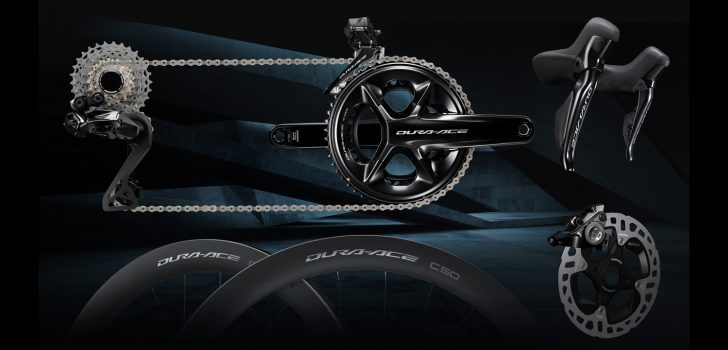 Shimano introduceert langverwachte 12-speed Dura-Ace en Ultregra groepsets