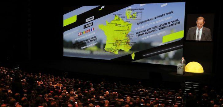 Dit is het parcours van de Tour de France 2022