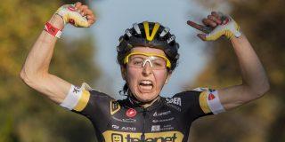 """Koppenbergcross voor vrouwen wordt Grote Prijs Jolien Verschueren: """"Mooi eerbetoon"""""""