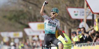 Lennard Kämna maakt verrassende comeback op de mountainbike