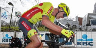 """Neoprof Laurenz Rex liet zich al zien in Roubaix: """"Spijtig genoeg Vanmarcke meegenomen in mijn val"""""""