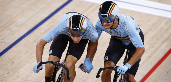 België met twaalf renners naar het WK piste in Roubaix