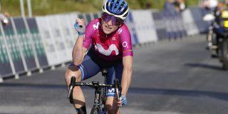 """Annemiek van Vleuten weer op de fiets: """"Na 16 kilometer was ik helemaal kapot, maar het ging!"""""""