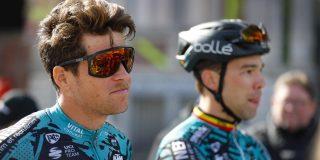 """Bert De Backer neemt afscheid van wielerpeloton: """"Ik wou absoluut in Roubaix aankomen"""""""