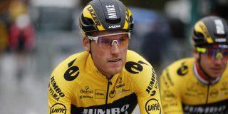 Mike Teunissen niet in Parijs-Tours vanwege maag- en darmklachten