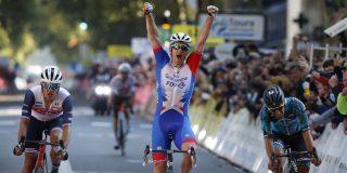 Arnaud Démare klopt Jasper Stuyven in boeiende Parijs-Tours, Stan Dewulf vierde