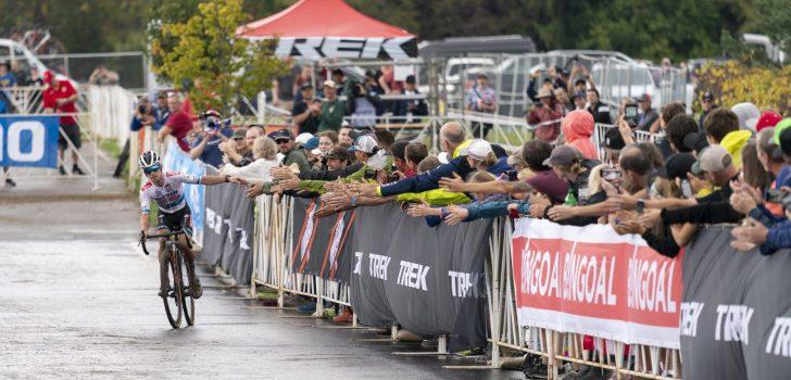 "Rennersvakbond over Amerikaanse veldrittrip : ""Kan niet dat kostenplaatje bij renner belandt"""