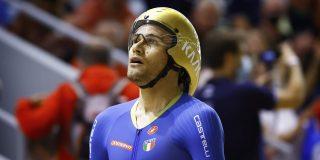 Filippo Ganna grijpt naast finaleplaats op WK achtervolging