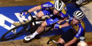 Mark Cavendish en Iljo Keisse maken opwachting in Zesdaagse van Gent