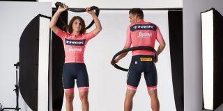 Pirelli prominent op nieuw trainingsshirt Trek-Segafredo