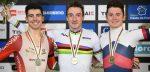 Elia Viviani eerste wereldkampioen afvalkoers, Jules Hesters vijfde