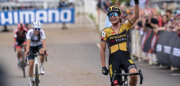 UCI-ranking Veldrijden: Eli Iserbyt nieuwe leider, Marianne Vos duikt top 10 binnen