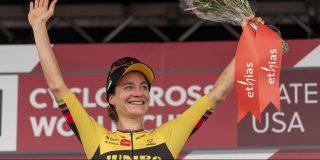 Marianne Vos, WK Esports, UCI-evacuatie