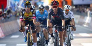 """Adam Yates derde in Lombardije: """"Je hebt soms een beetje geluk nodig"""""""