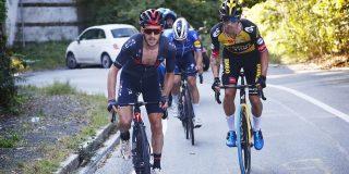 Yates en Moscon voeren INEOS Grenadiers aan in Ronde van Lombardije